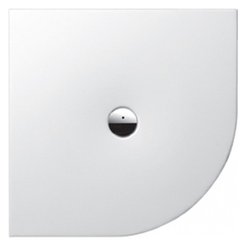BETTEFLOOR CORNER Bodengleiche Duschfläche 900 x 900 mm, weiss
