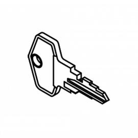HEWI 477 Schlüssel für Papierhandtuchspender