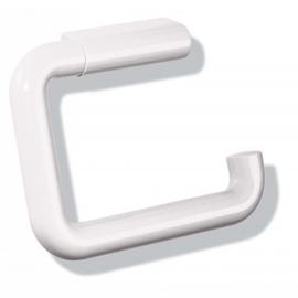 HEWI 477 WC-Papierhalter, diebstahlsicher ohne Rollen-Diebstahlschutz, reinweiss