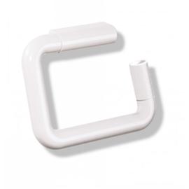 HEWI 477 WC-Papierhalter, diebstahlsicher mit Rollen-Diebstahlschutz, reinweiss