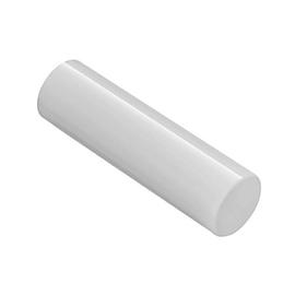 HEWI 477 Reservepapierhalter, zylindrisch Ausladung 115 mm, ohne Rosette, reinweiss