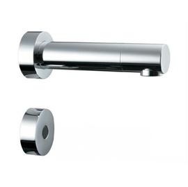 IDEAL STANDARD CERAPLUS Elektro-Wand-Waschtischarmatur ohne Mischung, Ausld. 150 mm, chrom