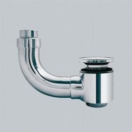 ALAPE UG.1 Überlaufgarnitur inkl. schließbarem Schaftventil für Becken ohne Überlauf