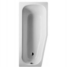 BETTEBAMBINO Kleinraum-Badewanne links 1570 x 650/500 x 420 mm,weiss