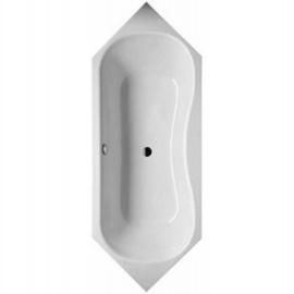 BETTEDUAL Badewanne 2100 x 800 x 420 mm,weiss