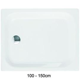 BETTEDUSCHWANNEN EXTRAFLACH 6,5cm, 800 x 1200 x 65 mm, weiss