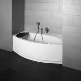 BETTEHOME COMFORT NISCHE, Badewanne 1800x1000/750x450 mm, weiss
