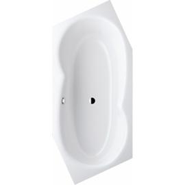 BETTEMETRIC Badewanne rechts/Überlauf vorne 2060x900x450 mm, weiss