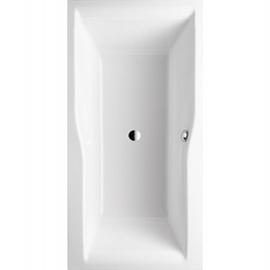 BETTEPLAN Badewanne 1800x800x450 mm, weiss