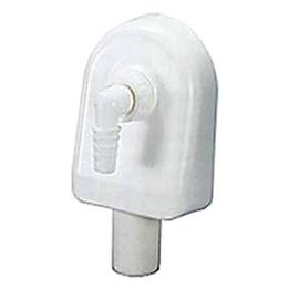 DALLMER Aufputz-Waschgeräte-Siphon DN 40