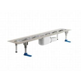 DALLMER CeraLine F Linienentwässerung 800 mm, Bauhöhe 110 mm, Edelstahl