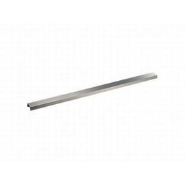 DALLMER CeraLine Design-Abdeckung 500 mm, Edelstahl gebürstet