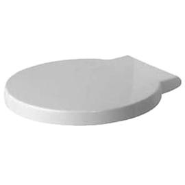 DURAVIT Starck 1 WC-Sitz mit Absenkautomatik soft-close, weiss