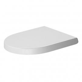 DURAVIT Starck 2 WC-Sitz mit Absenkautomatik soft-close, weiss