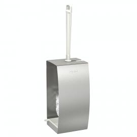 FRANKE STRATOS STRX687 WC-Bürstengarnitur mit Nylonbürste, edelstahl matt
