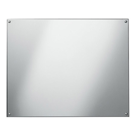 FRANKE CHRONOS CHRH501 Edelstahl-Spiegel 500 x 1 x 400 mm, edelstahl hochglanz