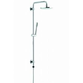 GROHE Rainshower Duschsystem 27030 mit Kopfbrause und Handbrause Sena chrom