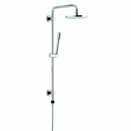 GROHE Rainshower Duschsystem 27038 mit Kopf- und Handbrause chrom