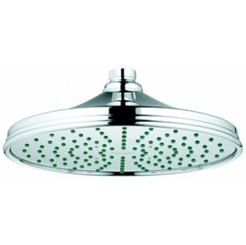 GROHE Rainshower Kopfbrause retro 28369 d: 212mm Messing chrom