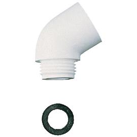 Grohe Relexa Adapter für Handbrausen anderer Hersteller G 1/2 x 1/2 , weiß