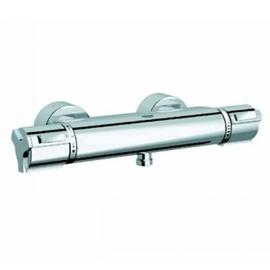 GROHE Allure Thermostat-Brausebatterie 34236 Wandmontage eigensicher chrom