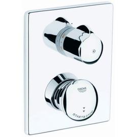 GROHE Eurodisc SE Thermostat-Brausebatterie 36247 Fertigmontageset ohne UP-Körper chrom