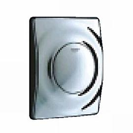 GROHE Surf Urinal-Betätigung 37018 mit Druckknopfbetätigung, chrom