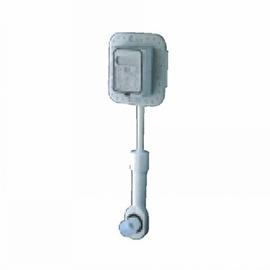 Grohe Druckspüler für WC Wandeinbau DN20, 6-9 l, ohne Abdeckplatte/Betätigung