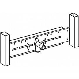 GROHE Rapid SL Armaturenhalterung für Aufputz-Armatur/Einzelzapfstelle an Ständerwand