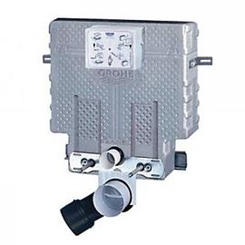 GROHE Uniset für WC 38415 Bauhöhe 0,82m Spülkasten 6-9 l Betätigung von vorn/oben