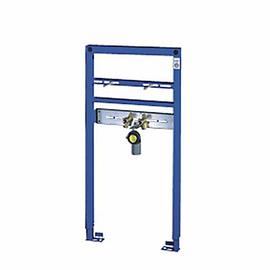 GROHE Rapid SL Stahlrahmen für Waschtisch für Einlochbatterie, 1,00 m Bauhöhe