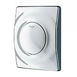 GROHE Surf Urinal-Betätigung 38808 FMS für manuelle Betätigung mattchrom