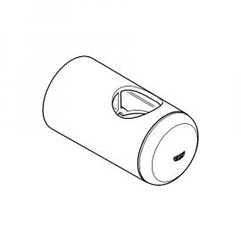 GROHE Brausestangenhalter 45362 für Relexa Brausestange 600mm chrom