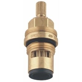 "GROHE Oberteil Keramik 45883 1/2"" links Carbodur"