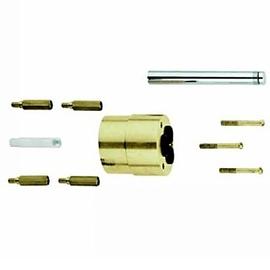 GROHE Verlängerungsset 50 mm 46343 passend für Rapido E 35501 chrom