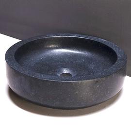 Forzalaqua Verona Basalt matt-poliert D40x12cm