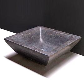 Forzalaqua Siracusa Bluestone matt-poliert 40x40x15cm