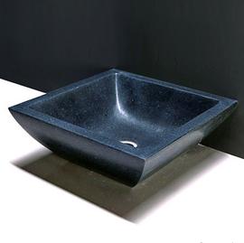 Forzalaqua Siracusa Basalt matt-poliert 40x40x15cm