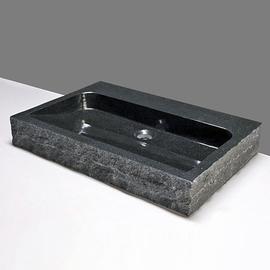 Forzalaqua Palermo Granit geprellt 60x40x9cm