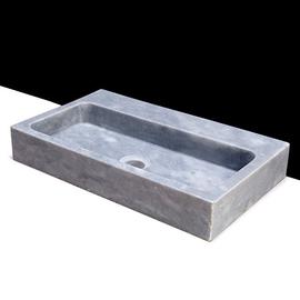Forzalaqua Taranto Marmor matt-poliert 50x30x8cm