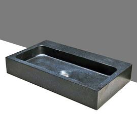 Forzalaqua Taranto Basalt matt-poliert 50x30x8cm