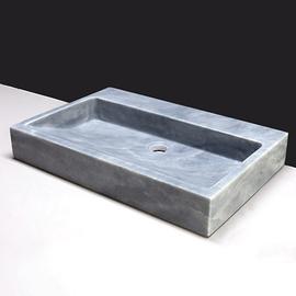 Forzalaqua Palermo Marmor matt-poliert 60x40x9cm
