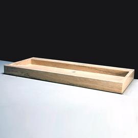 Forzalaqua Palermo Travertin matt-poliert 100,5x51,5x9cm