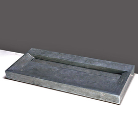 Forzalaqua Bellezza Bluestone matt-poliert 100,5x51,5x9cm