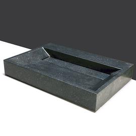 Forzalaqua Bellezza Basalt matt-poliert 60x40x9cm