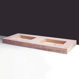 Forzalaqua Napoli Basalt matt-poliert 160x60x9cm