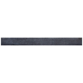 Forzalaqua Bellezza Ablauf-Abdeckplatte aus Bluestone 102x7x1cm, anthrazit matt