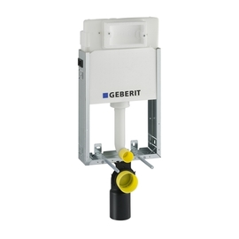 GEBERIT Kombifix BASIC Wand-WC mit UP-SPK UP100