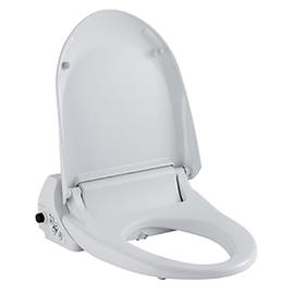 GEBERIT AquaClean 4000 WC-Aufsatz, weiss-alpin zur nachträglichen Montage auf WC-Keramiken