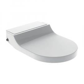 Geberit AquaClean Tuma Classic WC-Aufsatz, weiss-alpin